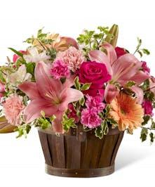 The Spring Garden Basket