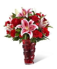 Valentine's Day Lilies & Roses Pueblo