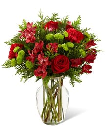 The Holiday Happenings Bouquet