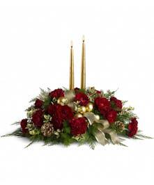 Crimson and Candlelight