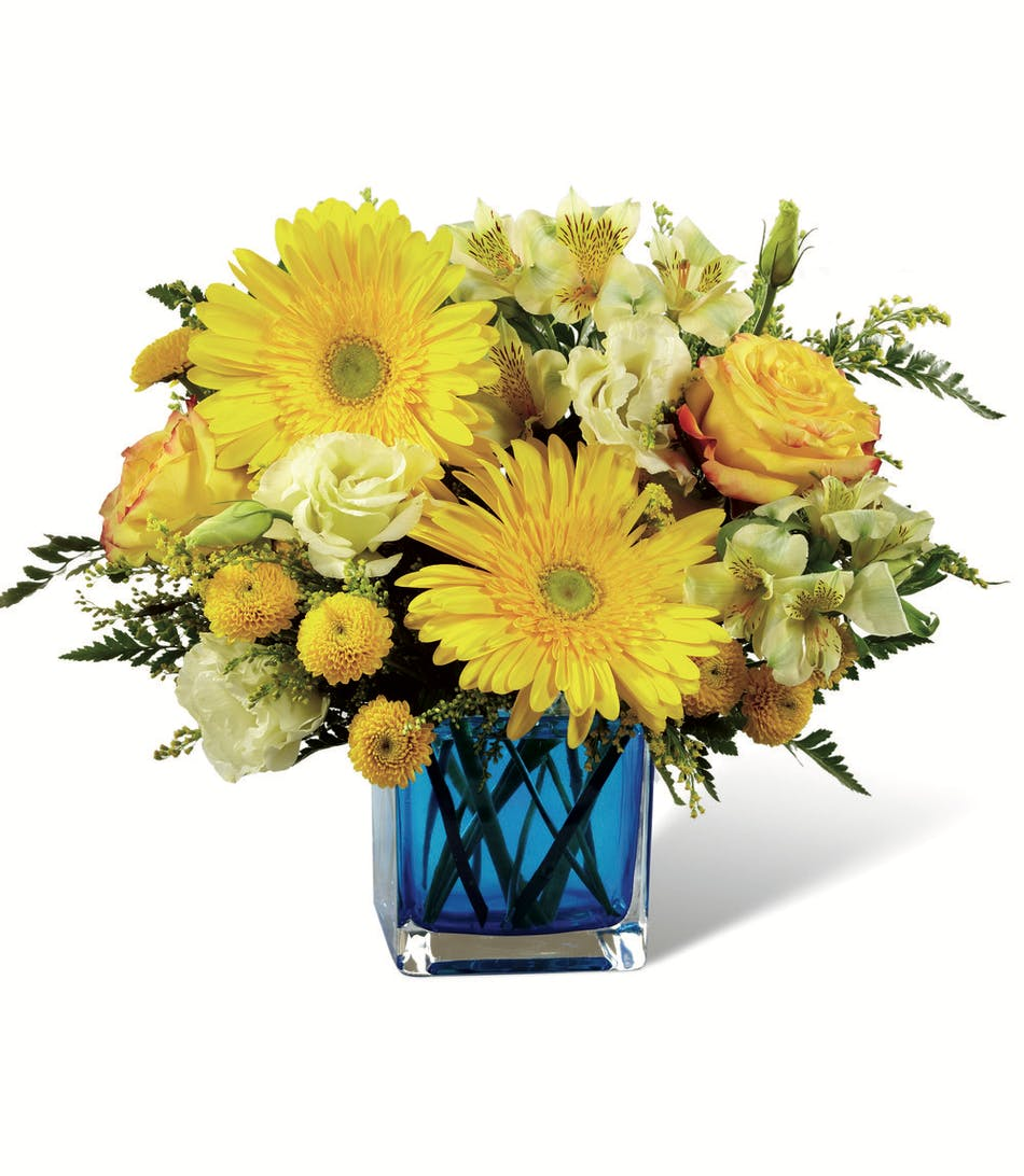 Oh Boy! New Baby Bouquet - Florists Pueblo (CO) Same-day Delivery ...