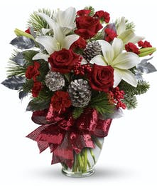 Holiday Enchantment Bouquet