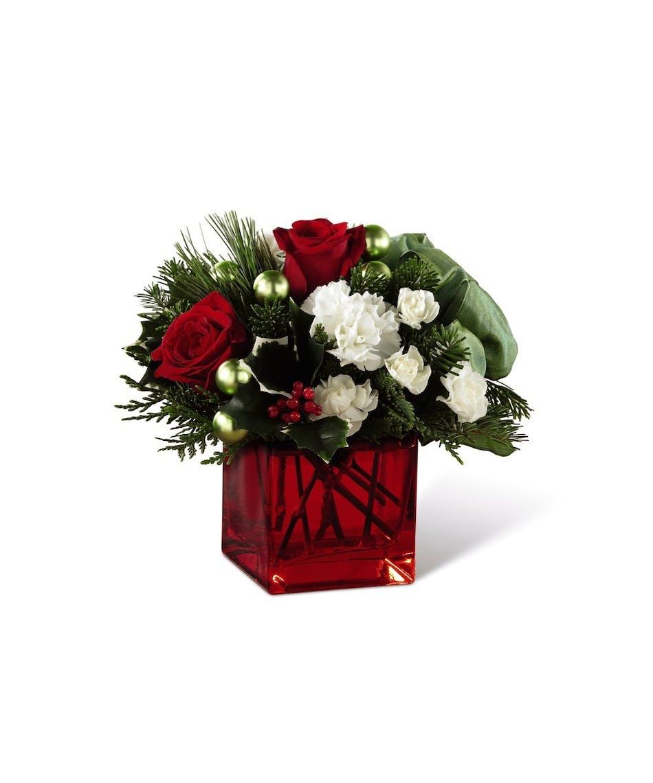 The FTD® Merry & Bright™ Bouquet - Florists Pueblo (CO ...
