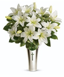 Sacred Cross Bouquet