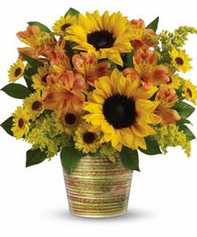 Grand Sunshine Bouquet
